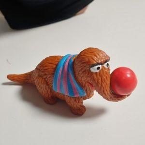 🌈Vintage Sesame Street Snuffleugapus collectable